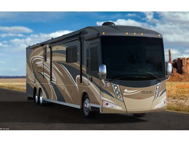 2011 Winnebago TOUR 40CD RVs