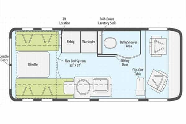 <em>Winnebago PASEO 48P RVs</em> for Sale in <em>elk grove, California</em>